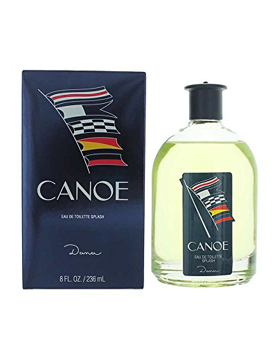 DANA Canoe Eau de Toilette Splash for Men 8 Fl ()