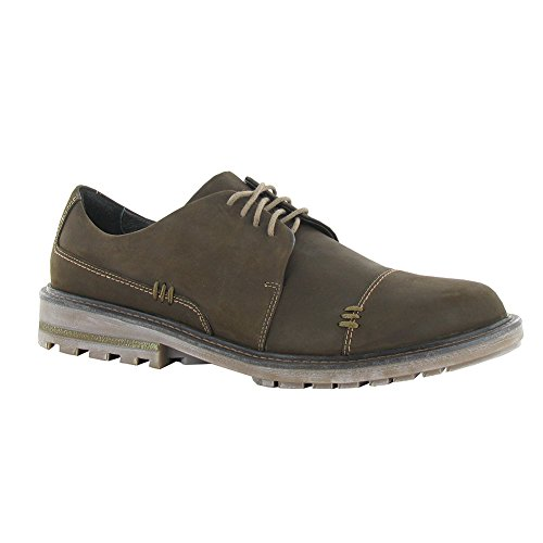 Naot Simiyu Serengeti Hombre Oxfords Zapatos Oily Brown Nubuk