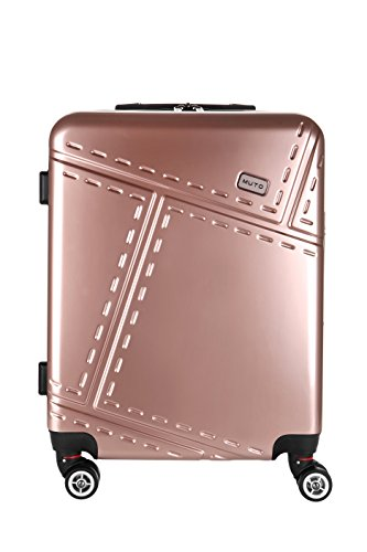 muto-new-cheap-chic-luggage-travel-spinner-22-inch-rose-gold-gold-gray-3-colors-rose-gold