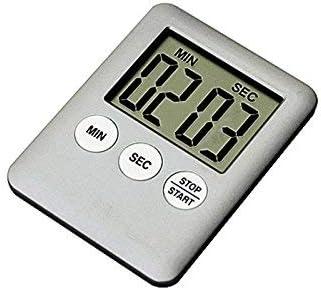 Soulitem Minuteur de Cuisine num/érique /à /écran LCD magn/étique avec Alarme