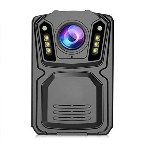 Body Worn Camera Police 1080P HD 120° Wide Angle Android System Support 4G 2.0 Inch Display Double Lens Infrared Night Vision GPS Support