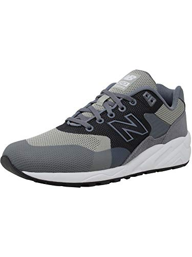 Grigio Gris 580 Jaquard Formadores Balance New Hombre AnWBYng