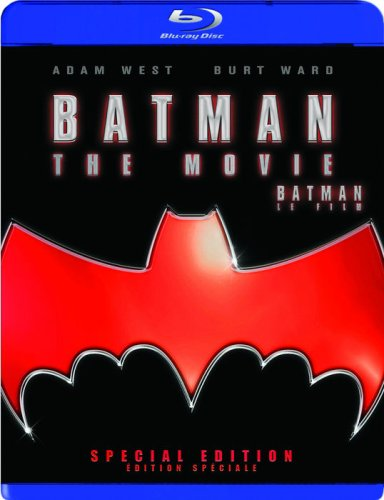 Batman: The Movie (Special Edition) [Blu-ray] (Bilingual) Adam West Burt Ward Lee Meriwether Cesar Romero