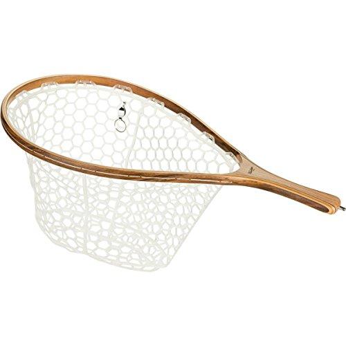 Brodin Phantom Cutthroat Landing Net Soft Rubber Mesh Trout Net Catch and Release -