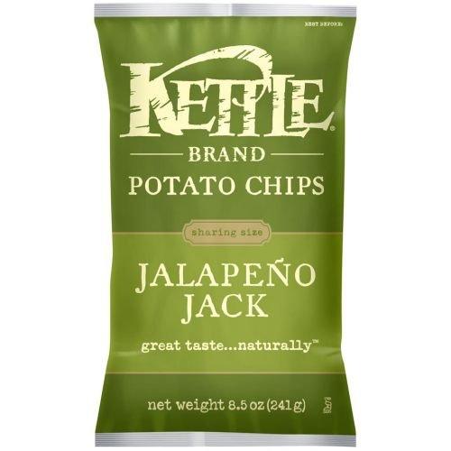 kettle chips jalapeno jack - 1