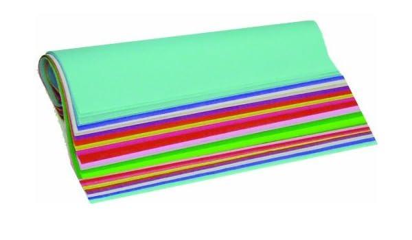 Tissue Paper Assortment Pack 20 x 30 Pastel 480//Case
