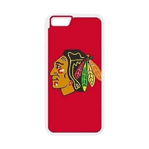 IPhone 6 4.7 Inch Phone Case for CHICAGO BLACKHAWKS LOGO pattern design GCB80QLG596394