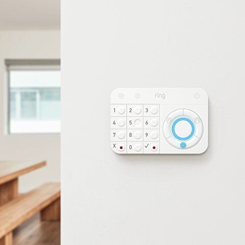 Ring Alarm Home Security System: Whole-Home Security with Optional 24/7 Professional Monitoring, No Long-Term Commitments, No Cancellation Fees