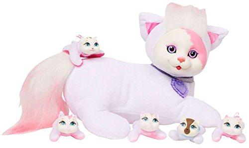 Kitty Surprise Plush Mya & Her Kitttens