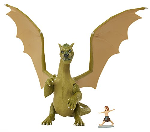 Pete's Dragon Disney's Elliot and Pete Movie Action Figures, 6