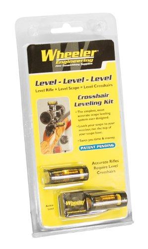 Wheeler Wheler Engineering Level Level Level Scope Mounting Leveling Tool by Wheeler (Image #2)