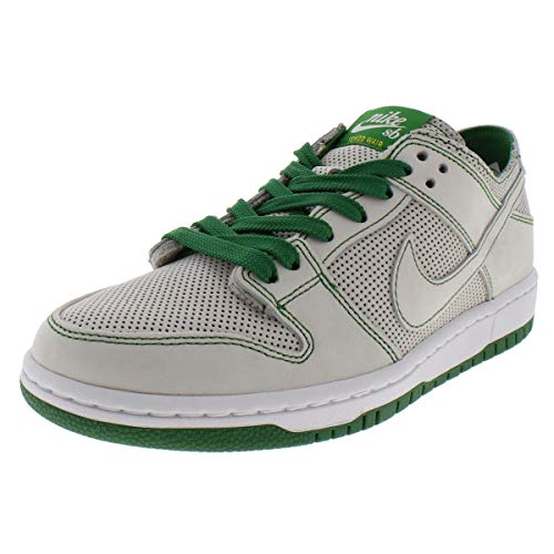 (Nike SB Mens Zoom Dunk Low Pro Decon QS Low Top Skate Shoes Beige 9 Medium (D))