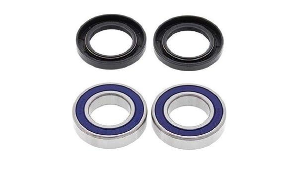 Rear Wheel Bearings /& Seals 2007 2008 2009 2010 2011 Polaris Scrambler 500 4x4