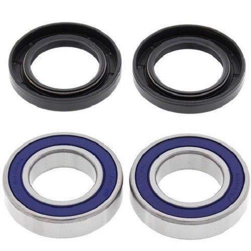 Rear Axle Wheel Bearings Seals Kit for Polaris Outlaw 90 2012 2013 2014 2015 2016