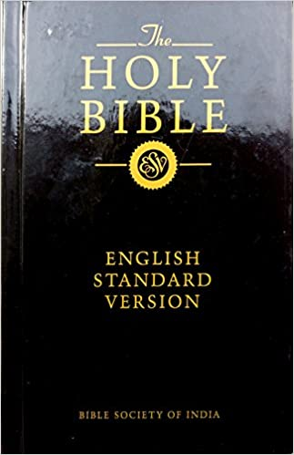 The Bible - ESV version cover