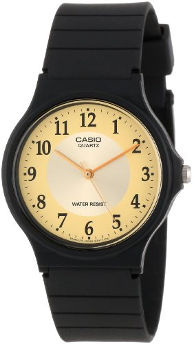 Casio Mens MQ24 9B3 Analog Watch