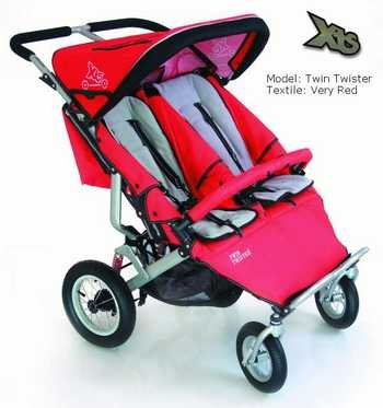 BABYSTYLE TWISTER TWIN RAINCOVER