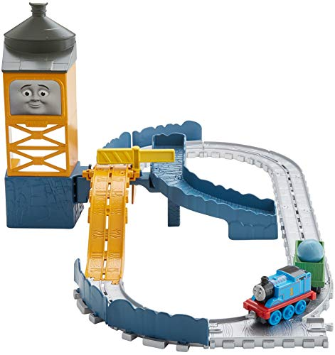 Thomas & Friends Fisher-Price Adventures, Blue Mountain Quarry Toy, Multicolor (Thomas And Friends Owen)