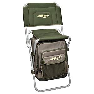 Airflo Comfort Zone Fishing Stool Seat Chair Rucksack