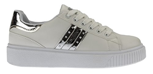 Dize donna Sneakers 38 Cepelin 38 39 Uomo hayber Bianco J 40 white Black Scarpe 37 Sq8gFZ