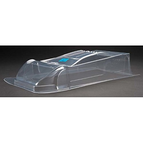 - ProLine 123421 Cyclone 9.5 Clear Body for Dirt Oval Late Model