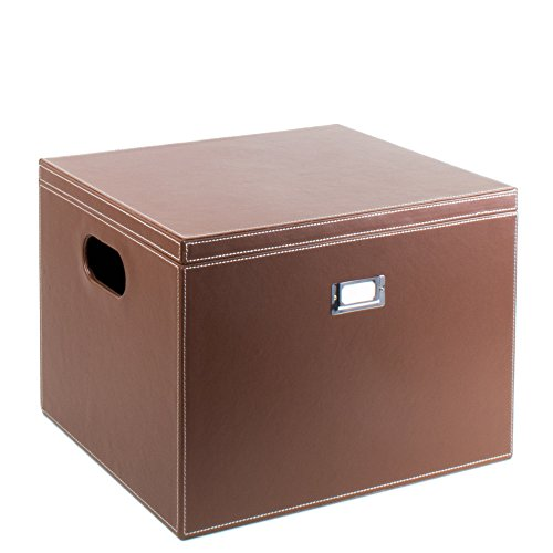 g u s decorative office file and portable storage box for hanging folders new ebay. Black Bedroom Furniture Sets. Home Design Ideas