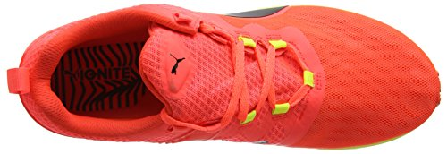 Rouge 02 Mixte yellow red Xt Adulte V2 Puma Running Ignite IPYAqYw7