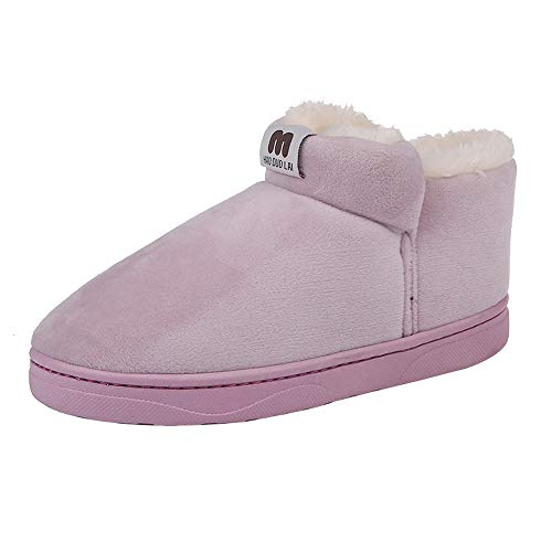 - Caopixx Womens Snow Boots Winter Anti-Slip Ankle Bootie Outdoor Slippers Slip On Warm Fur Lined