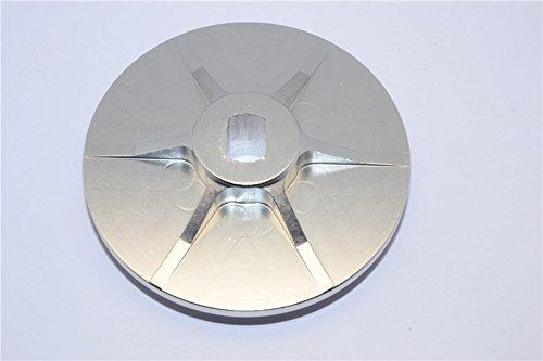 (HPI Baja 5B RTR, 5B SS, 5T Upgrade Parts Aluminum Spur Gear Adaptor - 1Pc Silver)