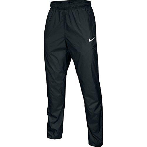 NIKE Men`s Fb Woven Pants (Black (747987-010)/Reflective Silver, Medium) ()