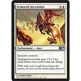 Armored Ascension - Magic 2011 (M11) - Uncommon