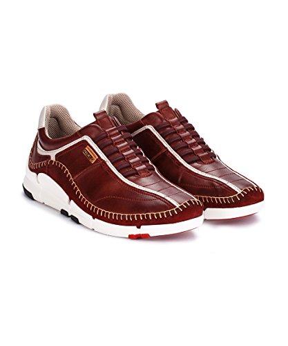 PIKOLINOS M5F-6084 Zapatillas de piel Hombre, COLOR: ARCILLA, TALLA: 39 ARCILLA