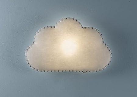 Applique da parete softlight nuvola giallo amazon prima infanzia