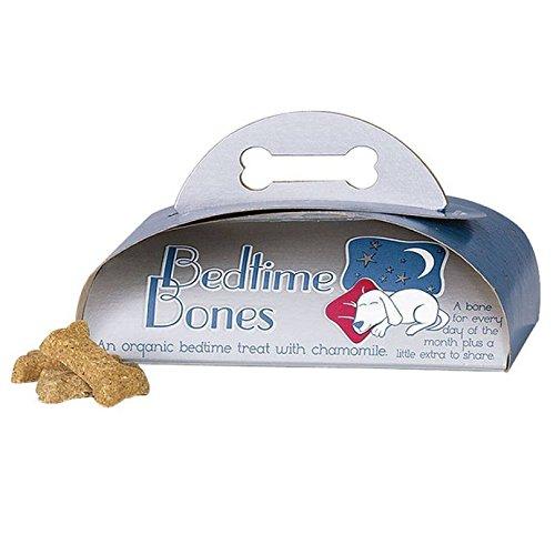 Bedtime Bones Are an Organic Dog Bone Treat with Chamomile t