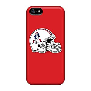 Fashionable Style Case Cover Skin For Iphone 5/5s- New England Patriots 9