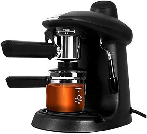AGWa Máquina de café expresso con leche Cafetera espumejea brazo 5 ...