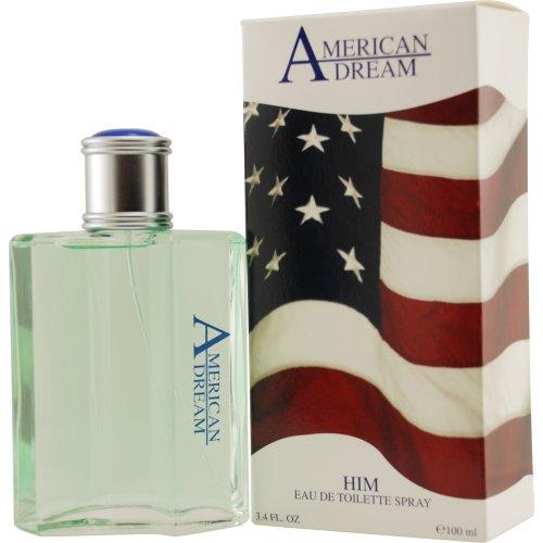American Beauty parfums Eau de Cologne vaporisateur, rêve, 3,4 onces