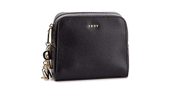 Neceser DKNY mujer Karan New York R91R3A67 bgd negro/dorado ...