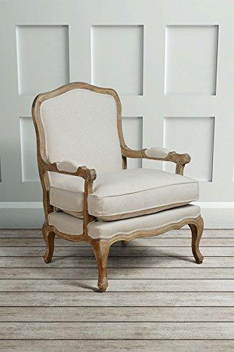 My-Furniture LE BRUN Poltrona da salotto stile Luigi XVI patinata ...