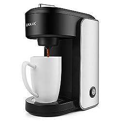 CHULUX Single Serve K-cup Coffee Maker