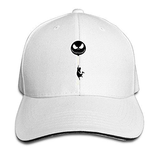 Karoda JACK's Nightmare Sandwich Hunting Peak Hat & Baseball Cap White -