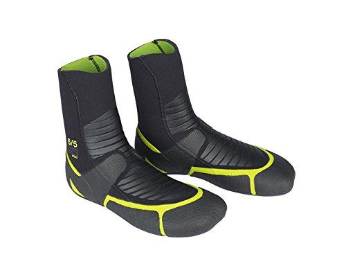 ION 6/5mm Plasma Boots Round Neopren Schuhe-45 - 46