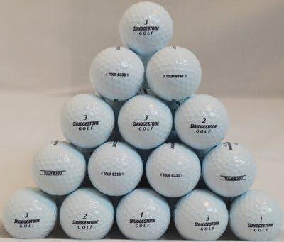 60 Bridgestone B330 5A AAAAA Golf Balls