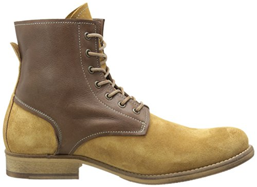 Moderne Vintage Mens Alfred Chukka Boot Cognac