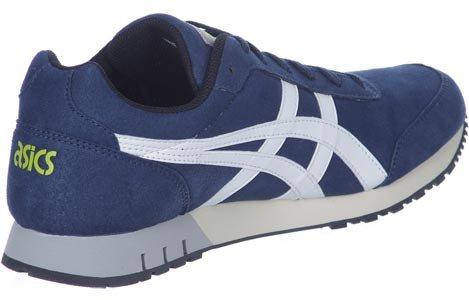 Asics Curreo Hombre Zapatillas Azul Azul-Blanco