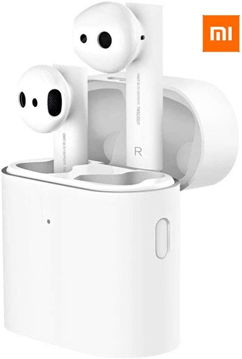 Xiaomi Air 2 Bluetooth 5.0 Binaural Earphones True Wireless Earbuds TWSEJ02JY, Color Blanco, 1