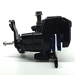 Conpus Rear Brake Caliper Assembly For Suzuki Lt230 Quadrunner 230 Lt 230E 1987-1993 2009 Yamaha Raptor 350 Yfm350R