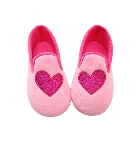 Womens amp; Ballerina On Pink Slip House Pom Pom Shoes Slip Outdoor Slippers Anti Indoor Misolin 7pwHnqRd7