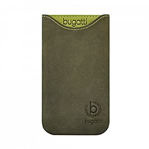 Bugatti Skinny - Funda para Apple iPhone 5, marrón