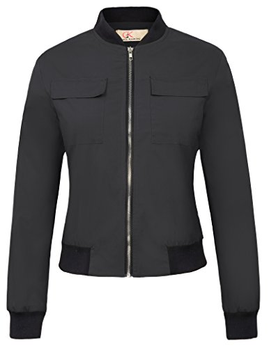Zip Through Outerwear Jacket - 9
